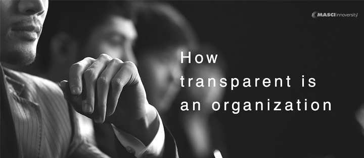 how-transparent-is-an-organization