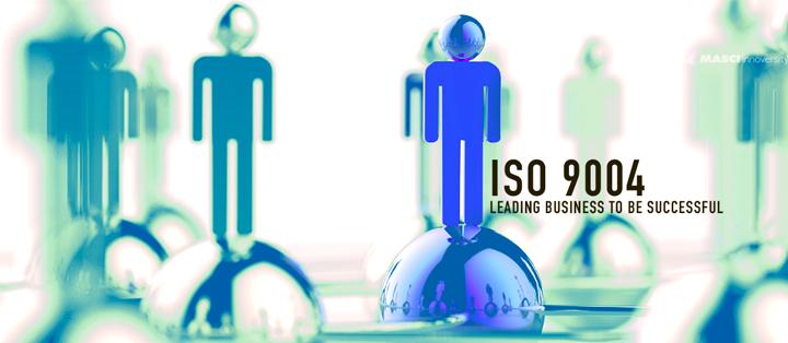ISO9004-LeadingBusinesstobeSuccessful