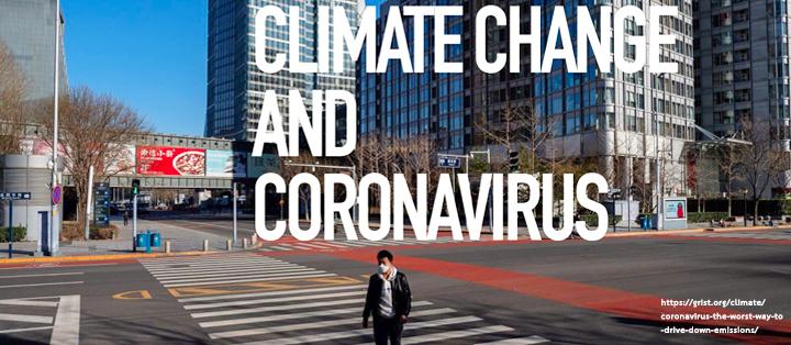 CLIMATE-CHANGE--AND--CORONAVIRUS